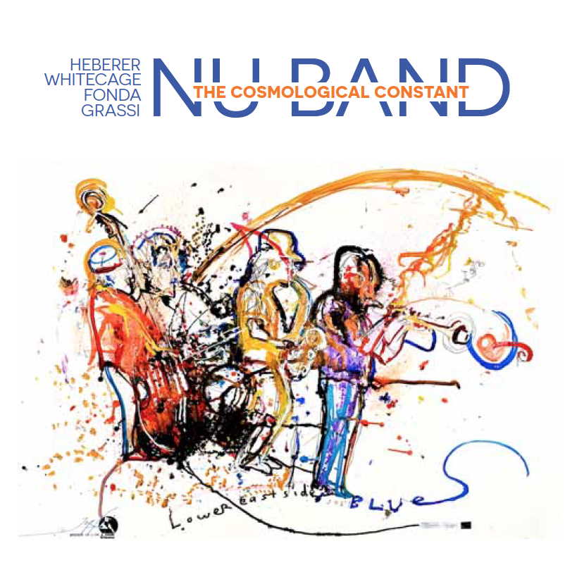 The Nu Band The Cosmological Constant